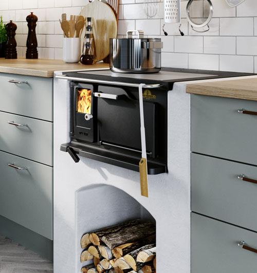 JD 227 petit cuisinière