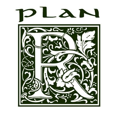 Plan-R logo